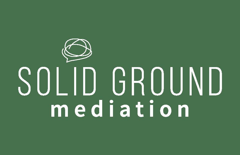 Solid Ground - Meditation Logo Icon