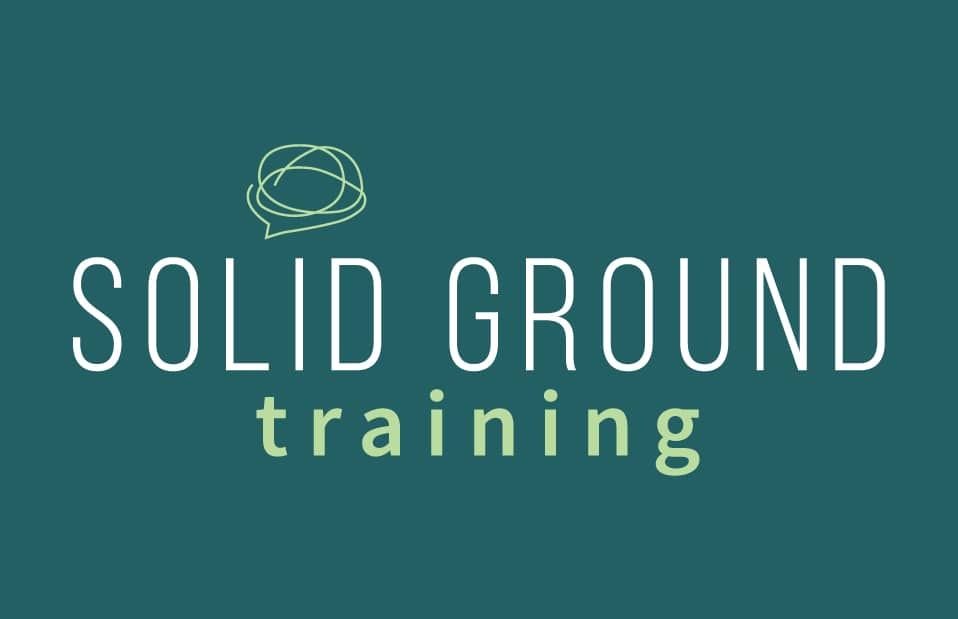 Solid Ground - Training