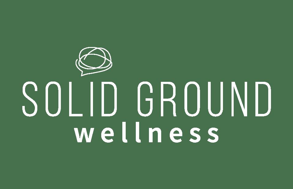 Solid Ground - Wellness Logo Icon